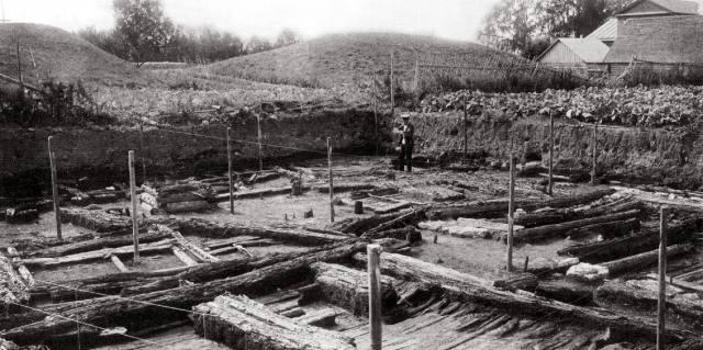 Старая Ладога — история возникновения города