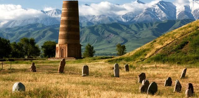 Башня Бурана (Киргизия): Город Баласагун, столица Караханидов