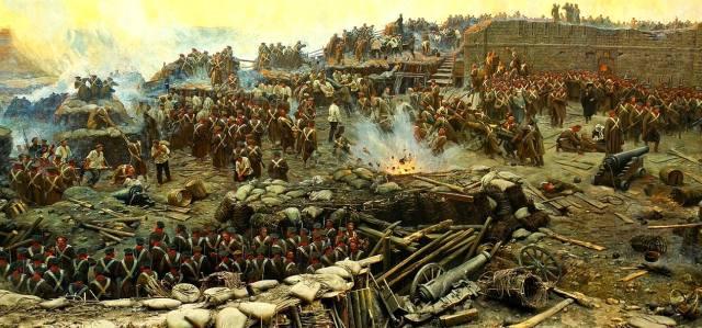 Крымская война — причины, ход, итоги и последствия