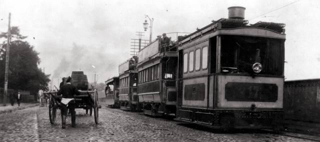 Как Фёдор Пироцкий изобрёл электрический трамвай