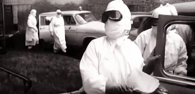 Эпидемия чёрной оспы в Москве в 1959 году