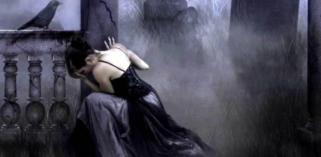 Призраки несчастной любви