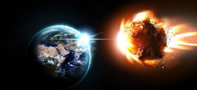Столкновение Земли с астероидом неизбежно?