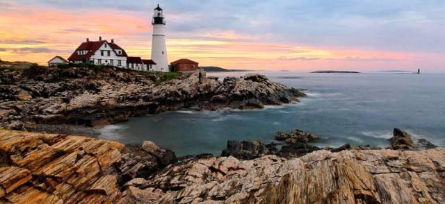 Эйлин-Мор: Заброшенный маяк в море Духов