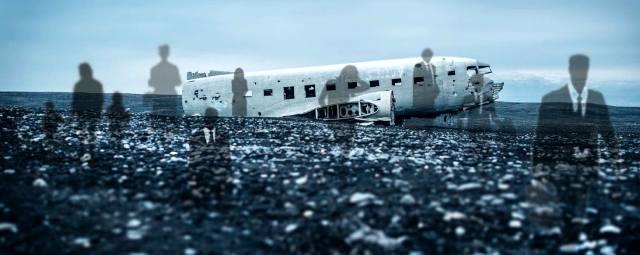 Призраки в самолётах