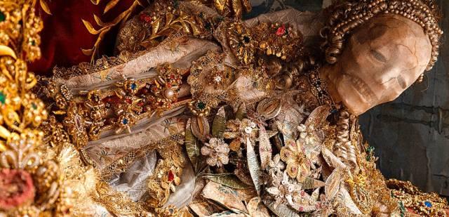 Пол Кудунарис: божественные останки и катакомбные святые