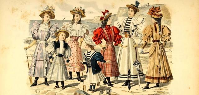 Название одежды — как появились?