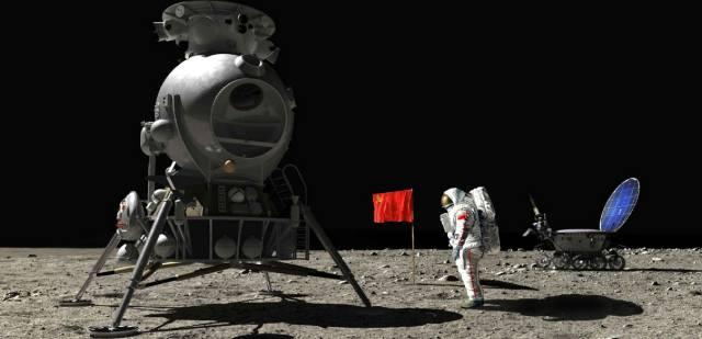 Почему провалилась советская Лунная программа?