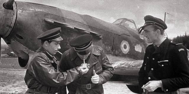 Нормандия-Неман: Подлинная история легендарного авиаполка