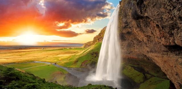 Самые красивые и большие водопады
