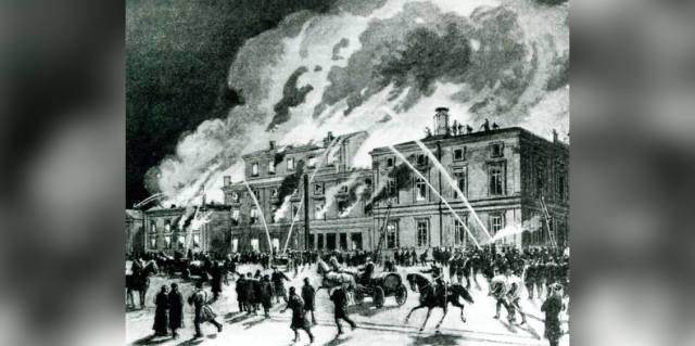 Подольский пожар в Киеве 1811 года