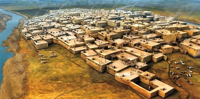 Чатал-Хююк (Анатолия): Самый древний город