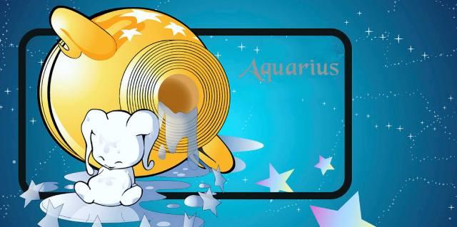 Водолей — гороскоп на июнь