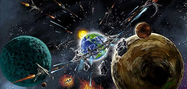Земля — космический корабль