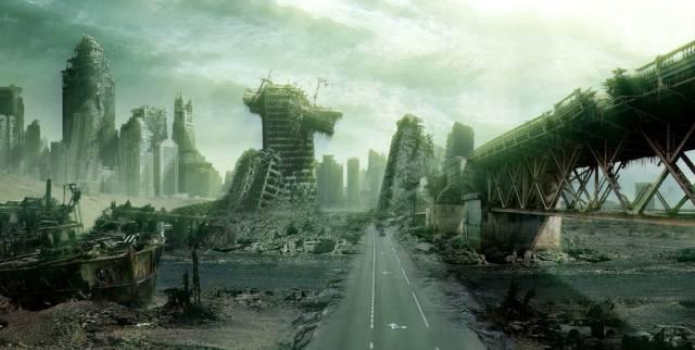 Земля: Жизнь без людей