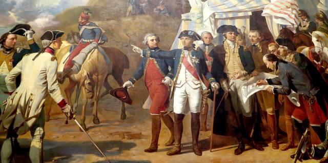 Екатерина II и война за независимость в Америке