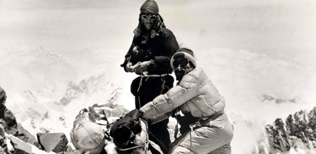 Эдмунд Хилари — биография альпиниста