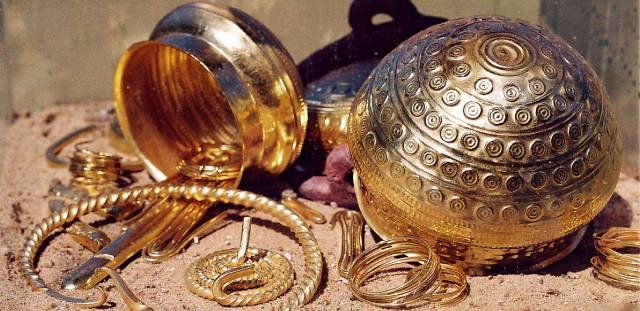 Эберсвальдский клад золота