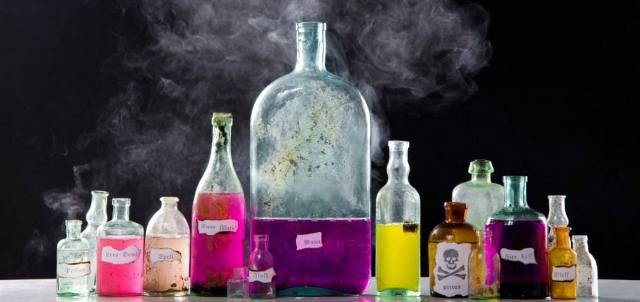 Яды: История отравлений