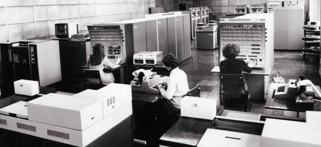 Почему в СССР не было успешной компьютерной индустрии?