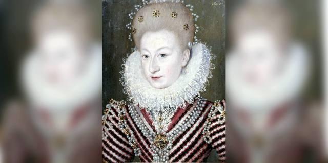 Генриетта д'Антраг и Генрих IV
