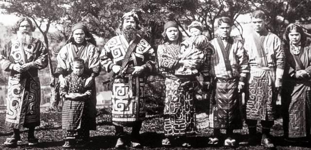 Рюкюсцы в Японии — история народа