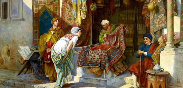 Купец Федот Котов: Хождение в Персию