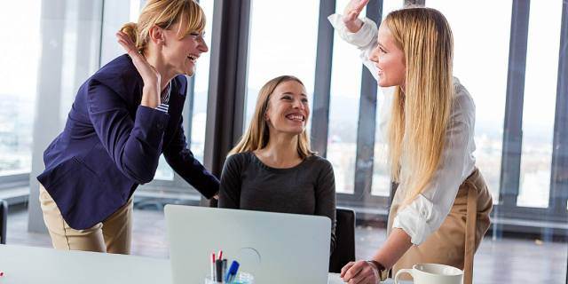 Три главных врага деловой женщины