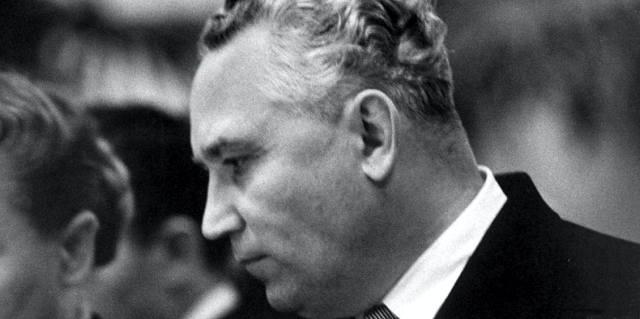 Фрол Козлов: Соратник Хрущёва — несостоявшийся глава СССР