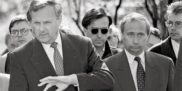 Мэрия Собчака: Кузница кадров России