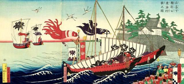 Японские пираты вокоу