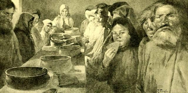 Лев Толстой: О голоде в Российской империи