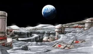 Фото: освоение Луны — интересные факты