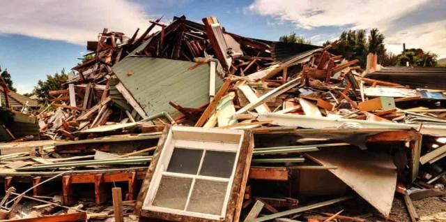 Сны о разрушениях и катастрофах