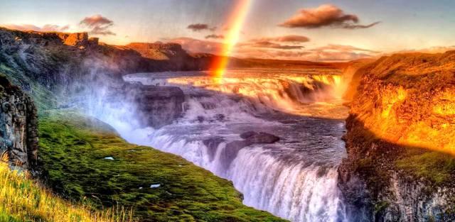 Исландия: Страна вулканов