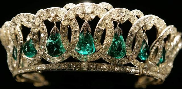 Владимирская тиара: Приключения украденной короны