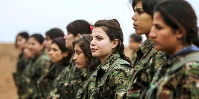 Курды кто такие в Сирии?