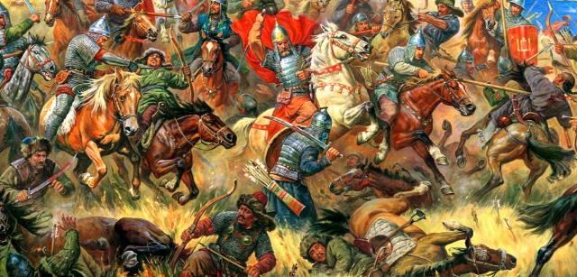 Битва на Пьянее 2 августа 1377 года