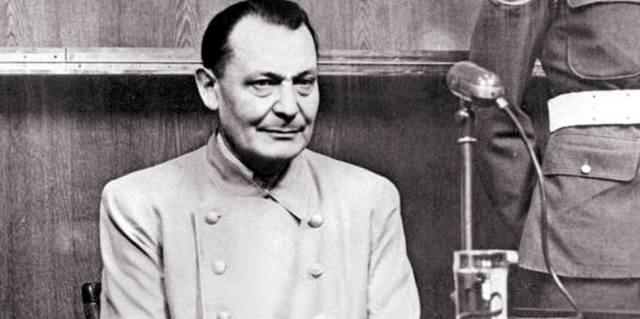 Герман Геринг - биография кратко