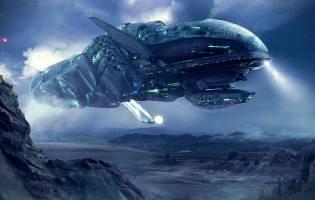 Фото: НЛО — машина времени, интересные факты