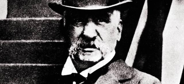 Джон Пирпонт Морган — биография банкира