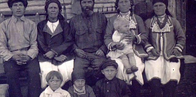 Мордва: Народы Поволжья эзря и мокша