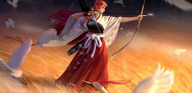 Поляницы - женщины воительницы в былинах славян