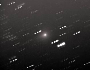 Фото: комета Еленина — интересные факты