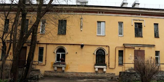 Жилмассив на улице Крупской