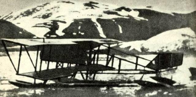 Ян Нагурский: Первый над Арктикой