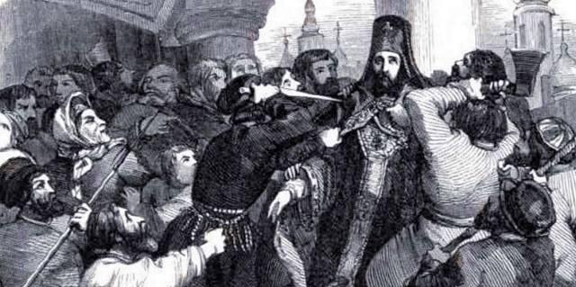Чумной бунт в Москве 1771 кратко