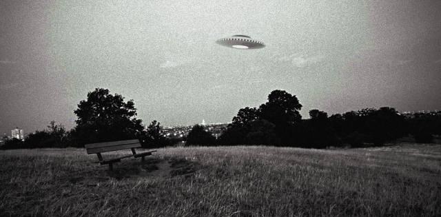 Уорминстер — события связанные с НЛО