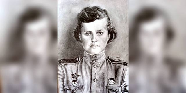 Евгения Руднева: Штурман женского авиаполка Ночные ведьмы
