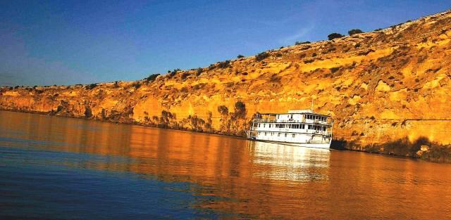 Муррей — крупнейшая река Австралии